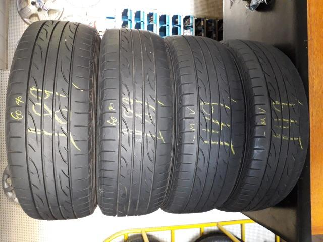 Pneus 205/65r15 Dunlop 50% 60%