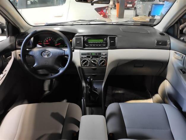 Toyota Corolla Sedan XEi 1.8 16V manual fazemos troca com troco - Foto 4