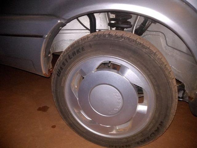 Vende ou troca rodas orbitais 15 - Foto 3