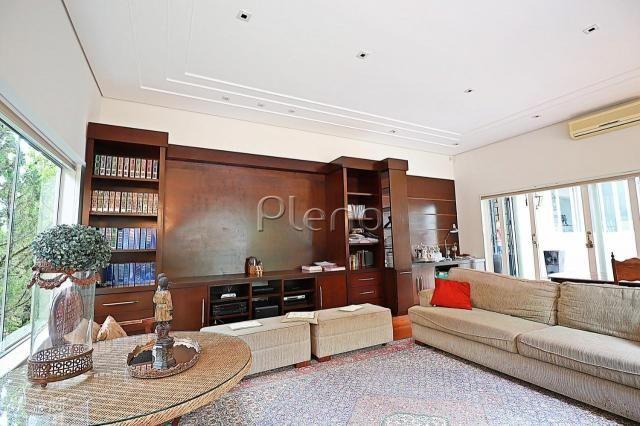 Casa à venda com 4 dormitórios em Sítios de recreio gramado, Campinas cod:CA026073 - Foto 10