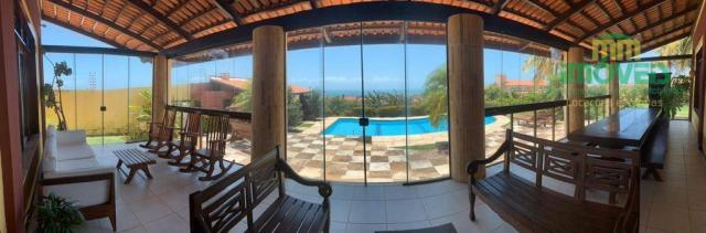 Casa com 4 dormitórios à venda, 455 m² por R$ 850.000,00 - Porto das Dunas - Aquiraz/CE - Foto 10