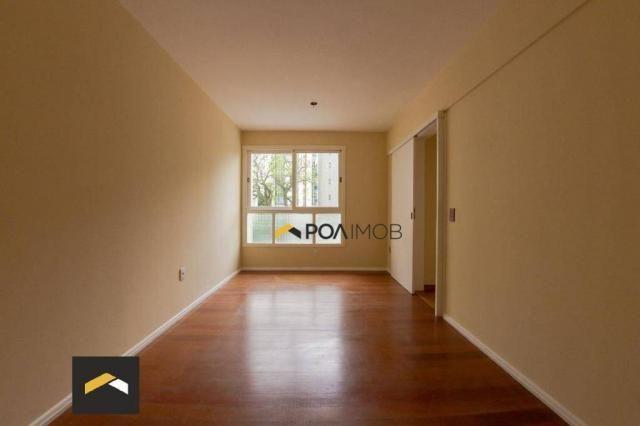 Apartamento com 2 dormitórios para alugar, 75 m² por R$ 2.130,00/mês - Rio Branco - Porto  - Foto 5
