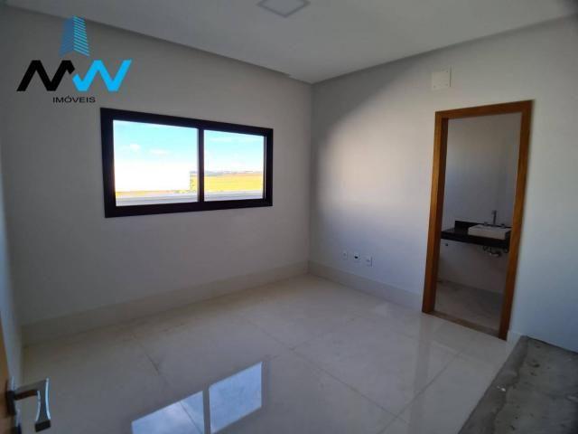 Casa no Residencial Anaville Anápolis - 4 Suítes - Foto 16