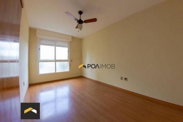 Apartamento com 2 dormitórios para alugar, 75 m² por R$ 2.130,00/mês - Rio Branco - Porto  - Foto 11