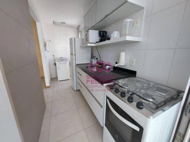 Apartamento com 1 dormitório à venda, 56 m² por R$ 335.000,00 - Enseada do Suá - Vitória/E - Foto 5