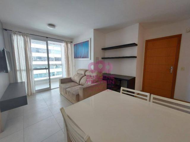 Apartamento com 1 dormitório à venda, 56 m² por R$ 335.000,00 - Enseada do Suá - Vitória/E - Foto 8
