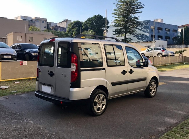 Fiat Doblo 7L 2019 Preço Real - Foto 9