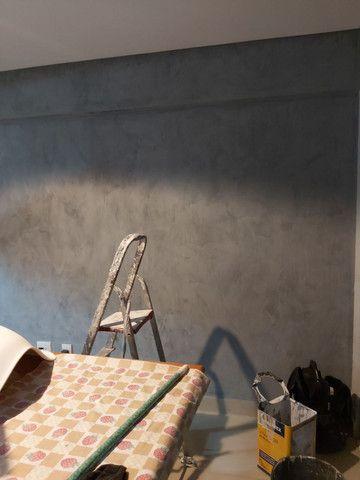 Sousa pintura pintor 3d gesso sêmi brilho mármorizado  - Foto 6