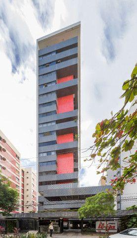 Flat 207, aluguel, possui 50 m2, 1 quarto, em Boa Viagem - Recife - PE, 100% climatizado - Foto 19