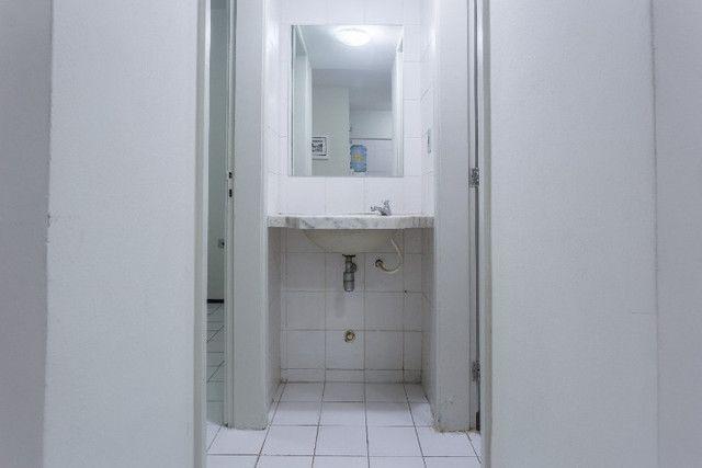 Flat 207, aluguel, possui 50 m2, 1 quarto, em Boa Viagem - Recife - PE, 100% climatizado - Foto 10