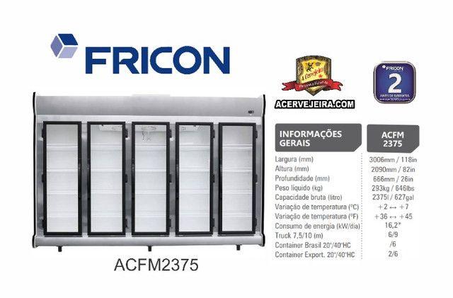 Geladeira Auto Service Frost Free 2 ou 3 ou 5 Portas Fricon - Foto 6
