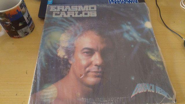Disco de vinil Erasmo Carlos
