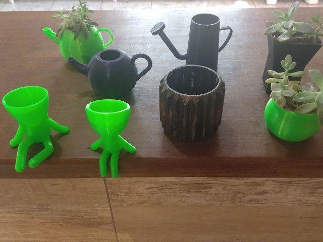 Trabalhos em impressora 3D - Foto 2