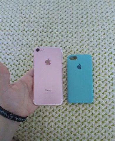iPhone 7 Rose Gold - Foto 2