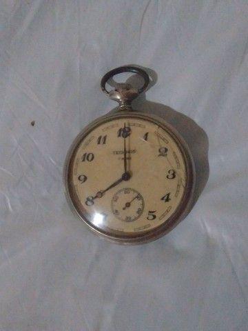RELÍQUIA, vendo relógio de bolso technos