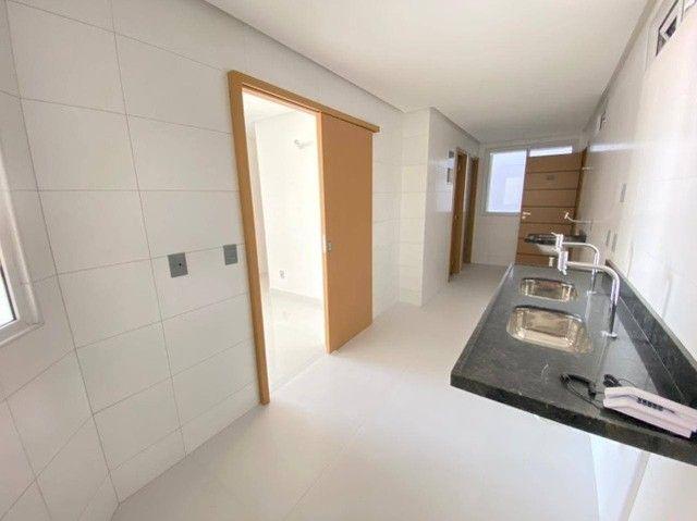 AB239 - Apartamento nascente/ 03 suítes/ vista mar - Foto 3