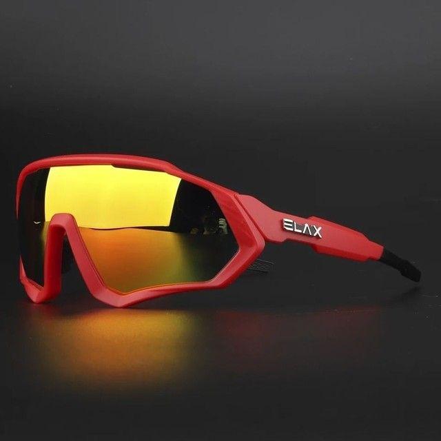 Óculos de ciclismo ELAX - Foto 2