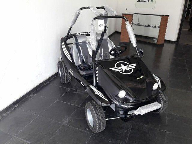 Mini Buggy 2021 Zero Km Swell melhor capacidade de carga da categoria  - Foto 2