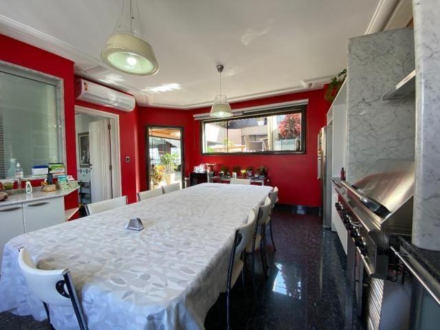 Cobertura espetacular com 495 m² privativos e 6 vagas de garagem - Foto 20