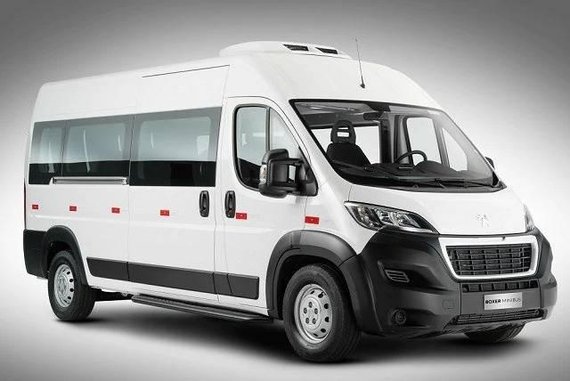 BOXER 2020/2021 2.0 BLUEHDI DIESEL BUSINESS L3H2 13M MINIBUS MANUAL