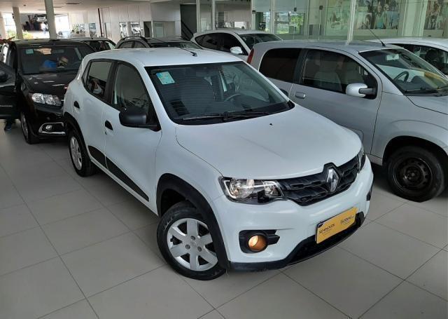 Renault Kwid Zen 1.0 12V Sce Flex 4P M - Foto 4