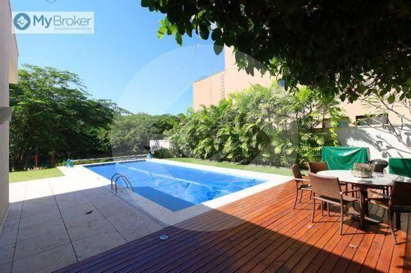Casa com 4 dormitórios à venda, 576 m² por R$ 5.200.000,00 - Residencial Alphaville - Goiâ - Foto 16