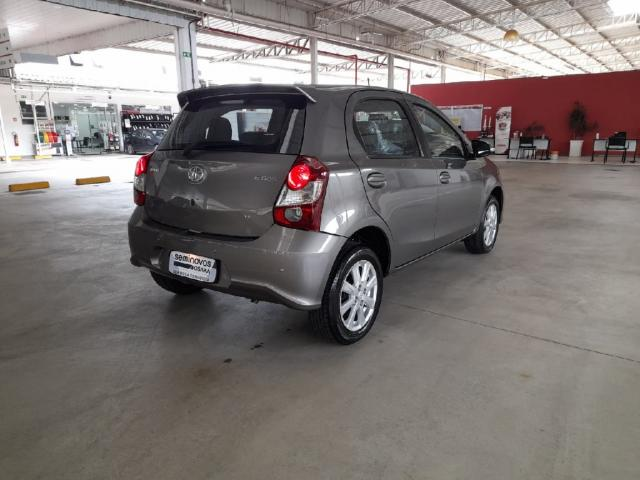 Toyota Etios 1.5 X PLUS 16V FLEX 4P AUTOMATICO - Foto 4