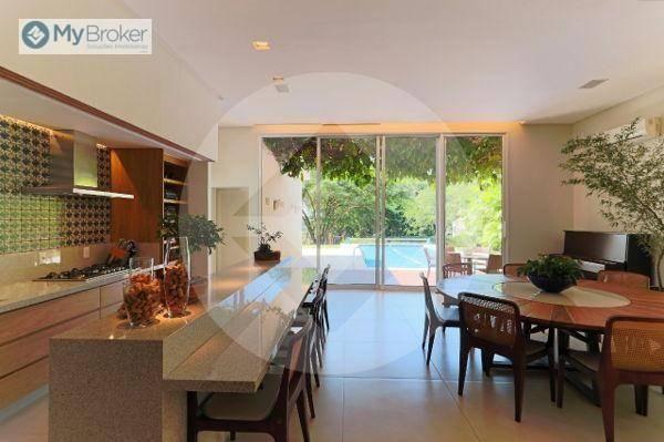 Casa com 4 dormitórios à venda, 576 m² por R$ 5.200.000,00 - Residencial Alphaville - Goiâ - Foto 10