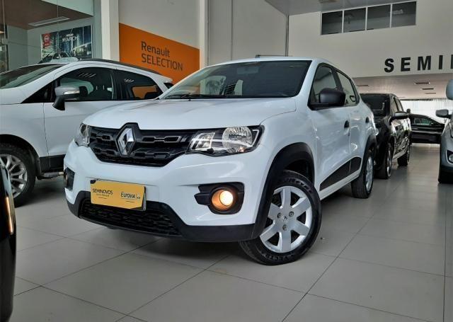 Renault Kwid Zen 1.0 12V Sce Flex 4P M - Foto 2