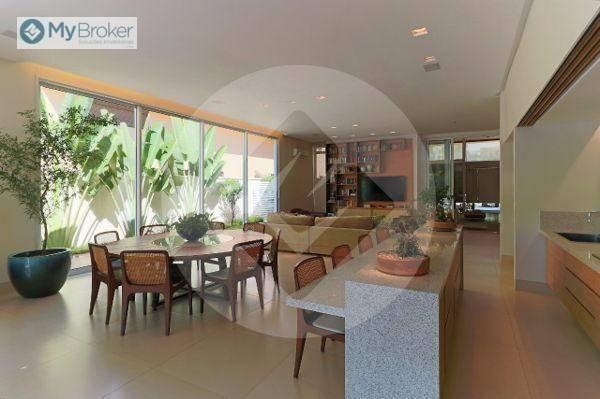 Casa com 4 dormitórios à venda, 576 m² por R$ 5.200.000,00 - Residencial Alphaville - Goiâ - Foto 11