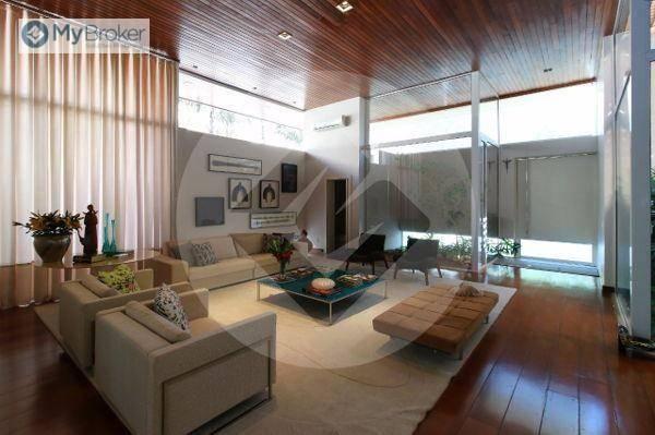 Casa com 4 dormitórios à venda, 576 m² por R$ 5.200.000,00 - Residencial Alphaville - Goiâ