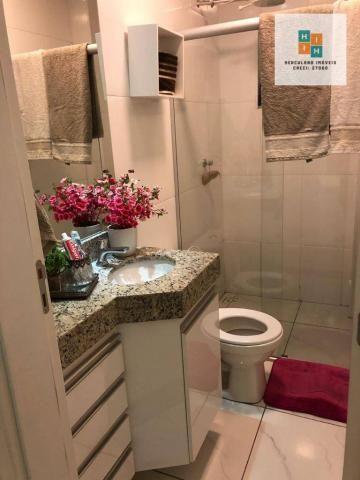 Apartamento com 2 dormitórios à venda, 54 m² por R$ 195.000,00 - Iporanga - Sete Lagoas/MG - Foto 5