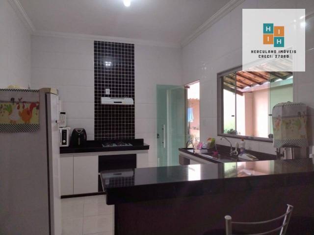 Casa com 2 dormitórios à venda, 210 m² por R$ 290.000,00 - Padre Teodoro - Sete Lagoas/MG - Foto 16