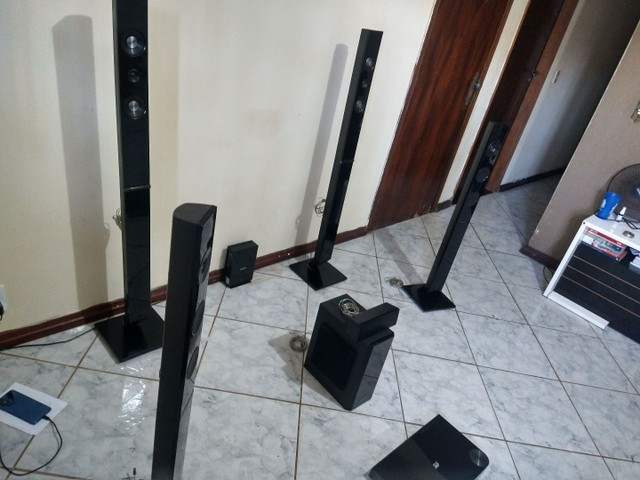 Home Cinema System (5.1 Qualidade e Volume Excelente) - Foto 5