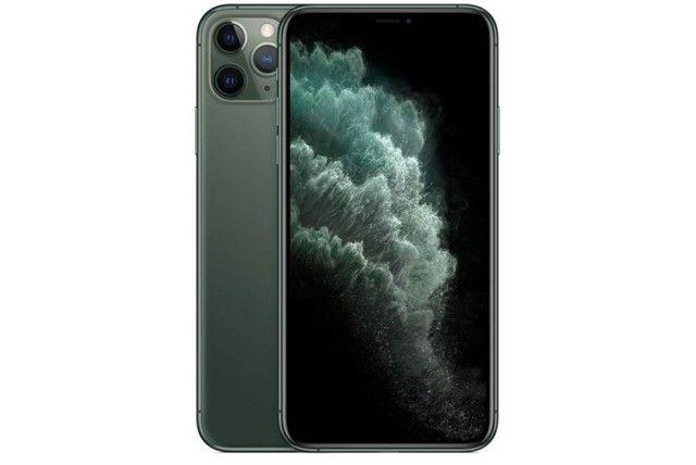 Smartphone Apple iPhone 11 Pro Max 64GB iOS Câmera Tripla