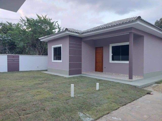 Casa 3 quartos/ No Portal dos Cajueiros Terreno 375m² Itaipuaçu Maricá - Foto 16