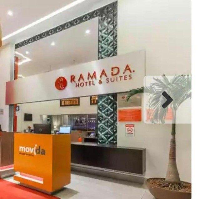 JS- Aluguel Ramada Hotel em boa viagem 40m - Taxas inclusas. - Foto 6