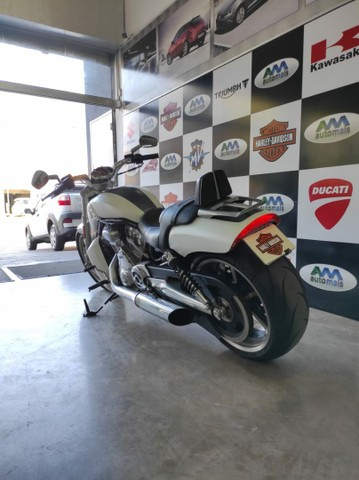 Super oferta Harley Davidson V Rod Muscle ano 2014 unico dono impecável apenas 5000km - Foto 9