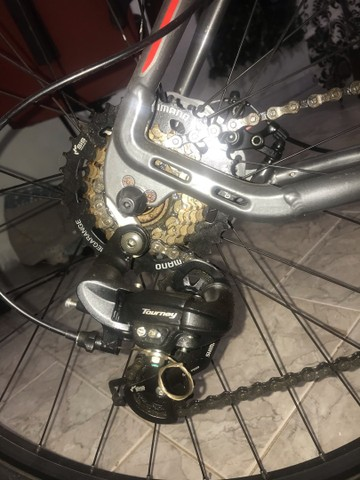 Vendo bicicleta lotus zerada  - Foto 5