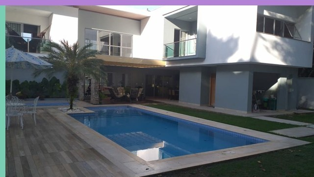 Casa 420M2 4Suites Condomínio Negra Mediterrâneo Ponta aidpmrkoeu ftdqeskuxg - Foto 17