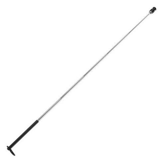 Antena corta pipa em alumínio altamente discreto