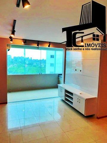 Vendo Apartamento The Sun/8 Andar/110m²/3 suítes Modulados Cortina de vidro na varanda - Foto 3