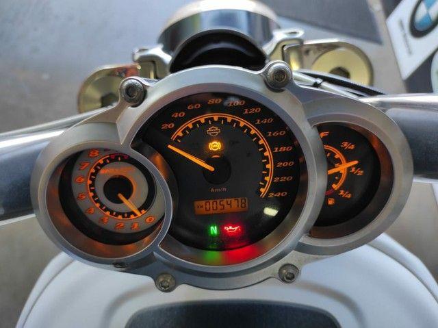 Super oferta Harley Davidson V Rod Muscle ano 2014 unico dono impecável apenas 5000km - Foto 10