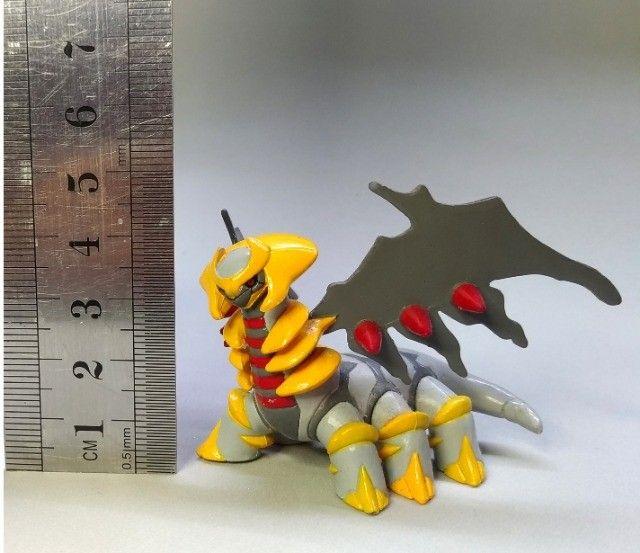 Boneco Pokemon Giratina