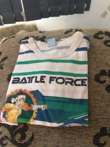 Camiseta numero 8 - Foto 2