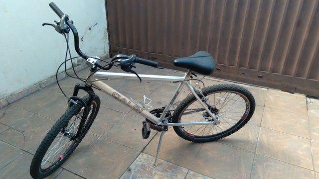 Bike calor quadro alumínio