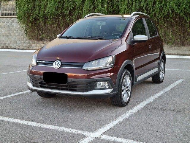 Volkswagen CrossFox 1.6 16v MSI I-Motion (Flex) - Foto 4