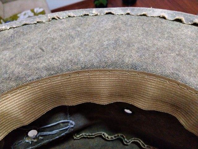 Chapéu de lona de caminhão - Foto 5