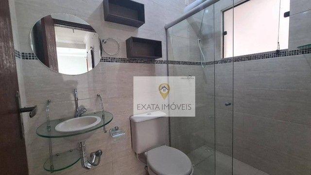 Casa duplex 3 quartos, com amplo quintal/ varanda/ churrasqueira, Enseada das Gaivotas/ Ri - Foto 9