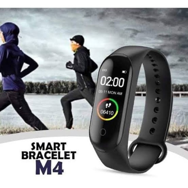 Pulseira Inteligente Smartband M4 Monitor Cardíaco + Brinde - Foto 2
